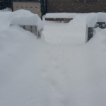 札幌は大雪!11月としては記録的な積雪になりました。今年も除雪グッズが大活躍です!