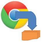 ChromeでWebページを保存する方法