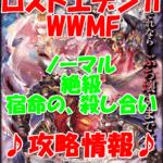 【黒猫のウィズ】双翼のロストエデン2WWMF【ノーマル 絶級 宿命の、殺し合い】攻略情報!